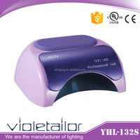 Best Sale safe uv led drying lamp 48w with timer