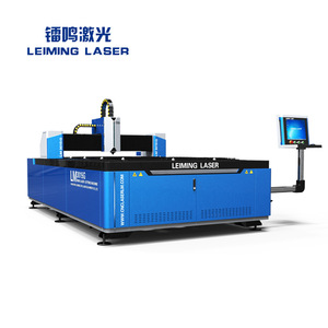 Industrial CNC fiber metal laser cutter for carbon steel from laser cutting machine factory