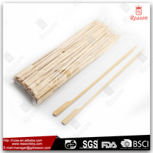 Disposable bbq bamboo skewer with custom logo