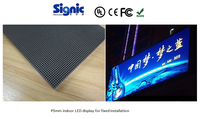 Signic Best seller P5 indoor paper thin led display indoor