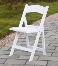 party cheap white wedding resin folding chairs for sale