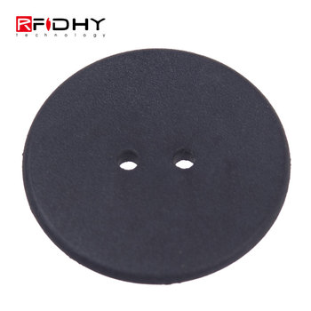New Promotion PPS Waterproof Washable RFID NFC Laundry Coin Tag
