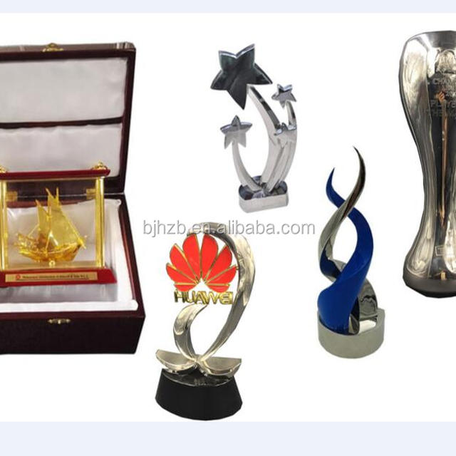 Custom design Trophy Cup Metal Award Trophy