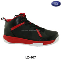 New style china manufacturer super cheap men basketball shoes