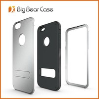 Wholesale for iPhone 6 TPU+PC strong combo phone case