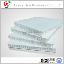 Fiberglass honeycomb composite panel