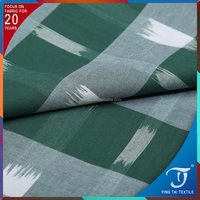 100% cotton fabric / cotton shirting fabric for t-shirt with high quality