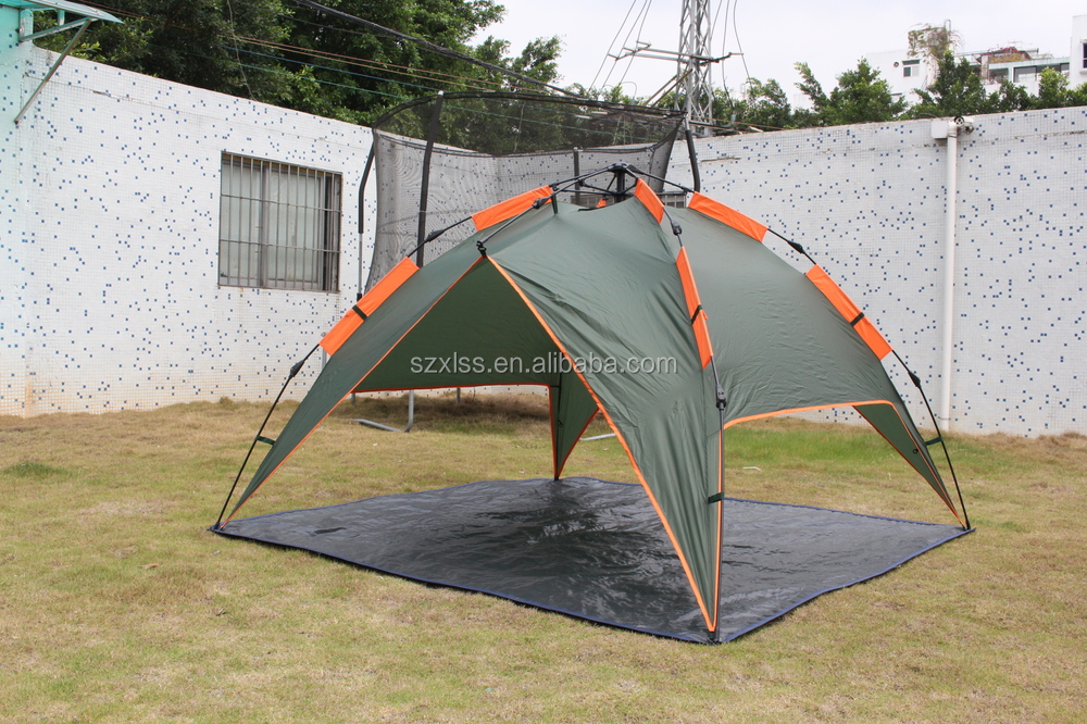 New hot selling 3 in 1 automatic beach tent for camping