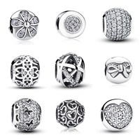 wholesale Jewelry Findings 925 Sterling Silver Beads For Jewelry Making