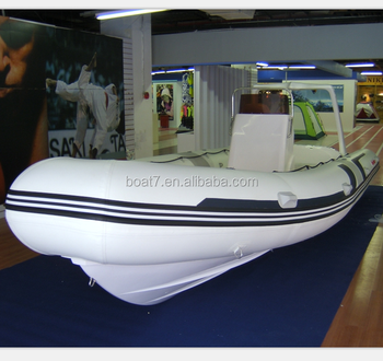2016new style made in china fishing fiberglass Inflatable boat hulls for sale