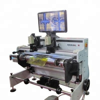 HAS VIDEO TB series Flexographic Sleeve Flexo plate mounter