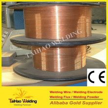Welding wire ER70S-6 / copper brazing mig wire