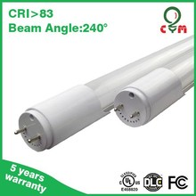 isolated T8 LED tube 4 Feet Frosted Lens,18 Watts, Equivalent to 32W Fluorescent