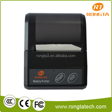58mm mini portable thermal printer for android bluetooth