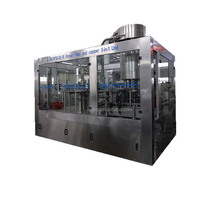 PDCGF18-18-6 bottle carbonated cold drink filling equipment