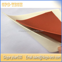 Custom thickness waterproof silicone foam/sponge rubber sheet or die cut service