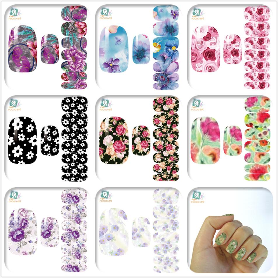 Wholesale designer nail art decal - Online Buy Best designer nail ...