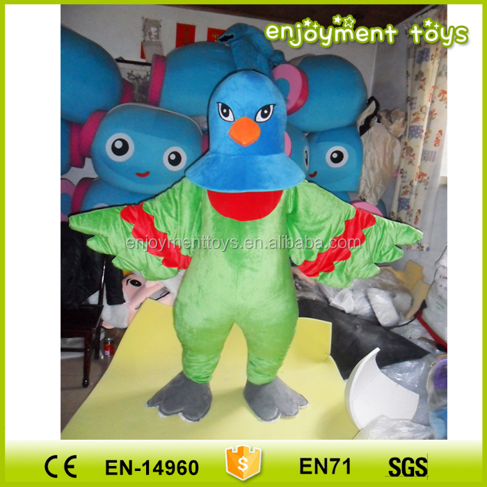 Enjoyment CE hawk mascot costume,used mascot costumes for sale