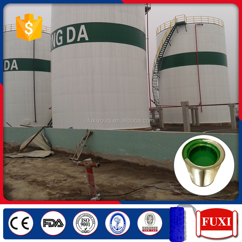 Oil Tank Anticorrosive Paint Phenolic Resin Epoxy Paint