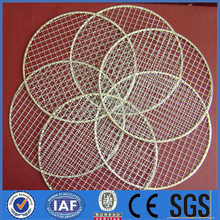 ss bbq mesh / barbecue grill wire mesh