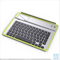 Mini Ultra Thin Wireless Bluetooth Keyboard for iPad Air P-APPIPD5ALKB001