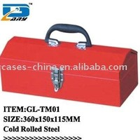 1000 cd dvd red aluminum storage case