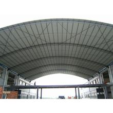 Easy to assemble ISO & CE certificated Supermarket shed/ Steel structure workshop /Warehouse shed steel structure building