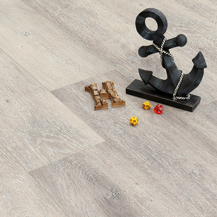 Best price 12mm handscrap wooden look laminate floor