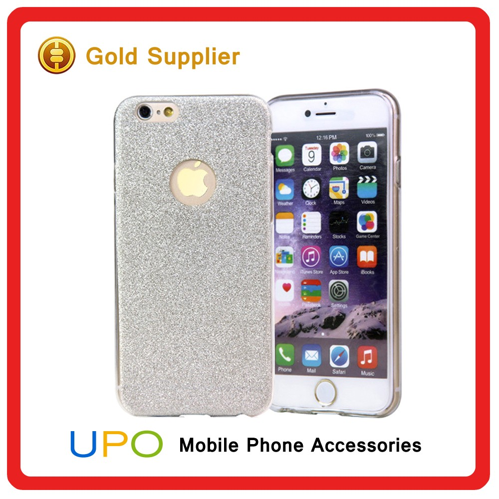 [UPO] Luxury Diamond crystal bow bling phone case for iPhone 6