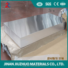 Supply 3003 h14 4mm 5mm 6mm thick aluminium alloy roofing sheet