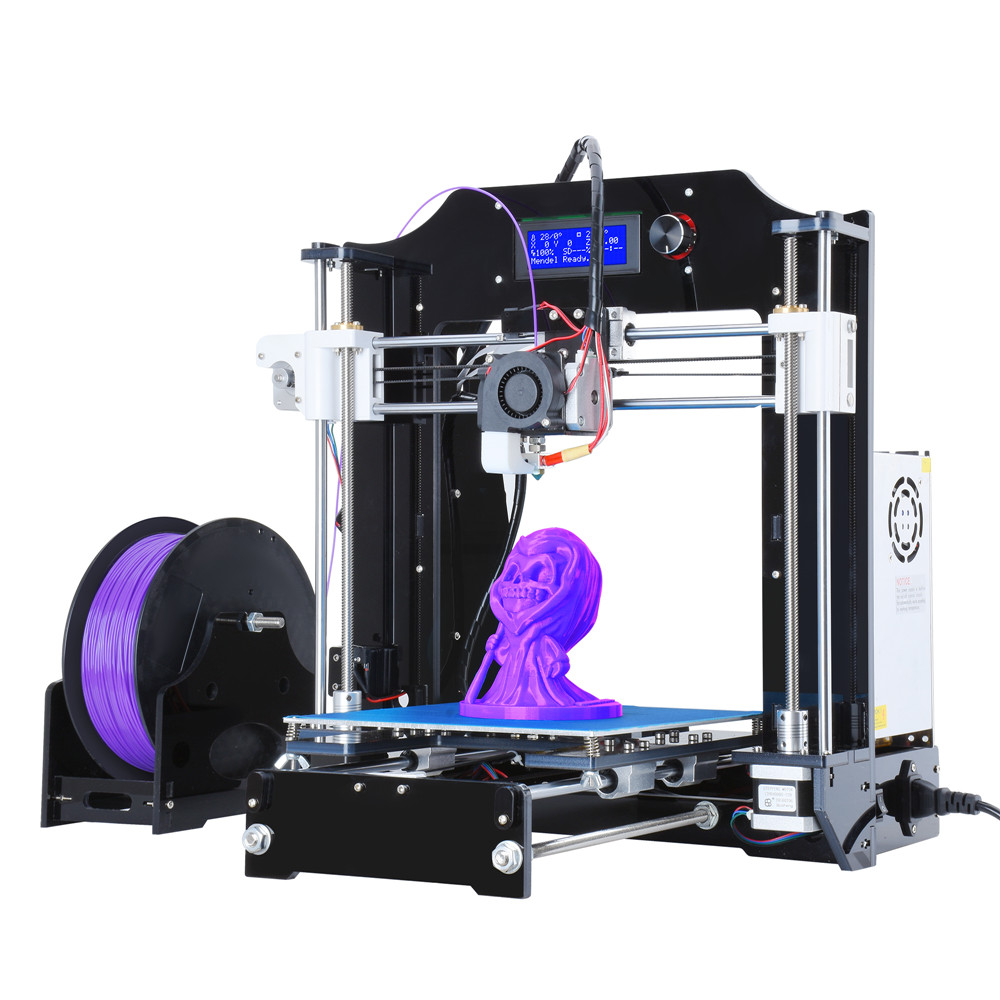 High Accuracy and Larger Print Size wholesale 3d printer Hot sale ALUNAR Easy to Use