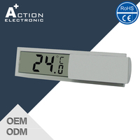 Durable Direct Factory Price Fridge Thermometer Digital Magnet With Thermometer