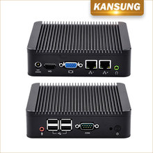Thin Client Ethernet 12v Board Linux Serial Ports Barebone Win7 Computer Mini-pc Portable Core i3 Mini PC