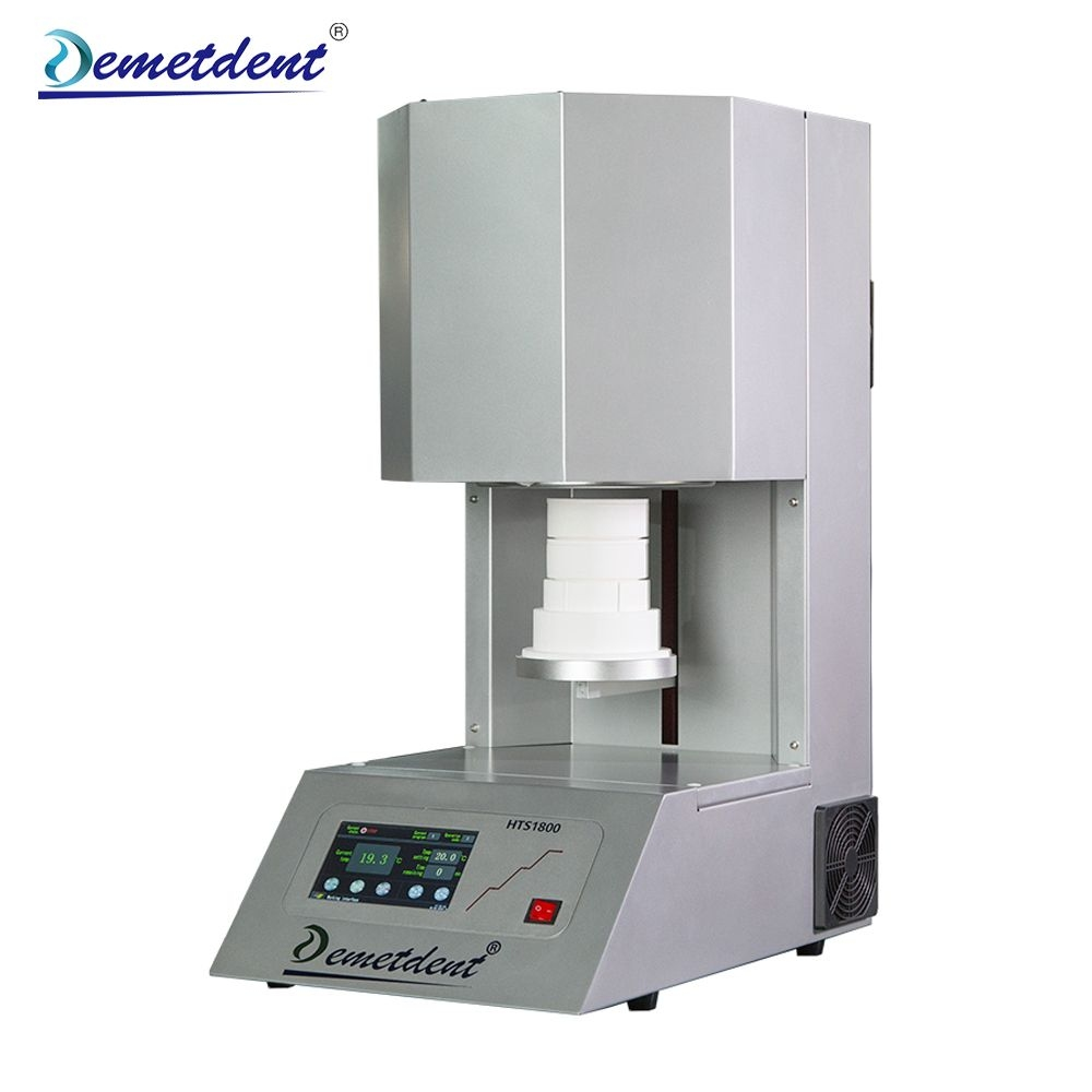 Dental zirconium sintering furnace / cad cam dental / cad cam milling machine
