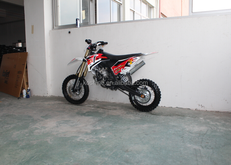 Adjustable Suspension Motocross bike