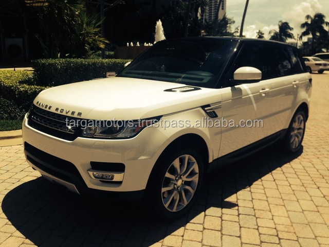 2014 LAND ROVER RANGE ROVER SPORT HSE (LHD NEW CAR)