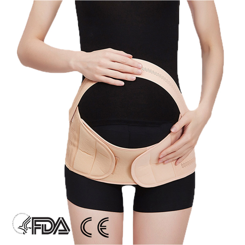 GS 2018 belly brace pregnancy support maternity belt strap Pregnant Postpartum Prenatal Care straps