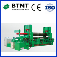 Professional W11 Series spiral plate rolling machine for wholesales