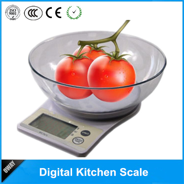 Electronic platform kitchen scale kitchen weight scale
