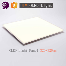 UIV New Product Type 320 *320(mm) OLED Light Panel LG CHEM factory price source