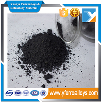 China supply high purity densified and undensified Microsilica/ Silica fume for concrete cement refractory