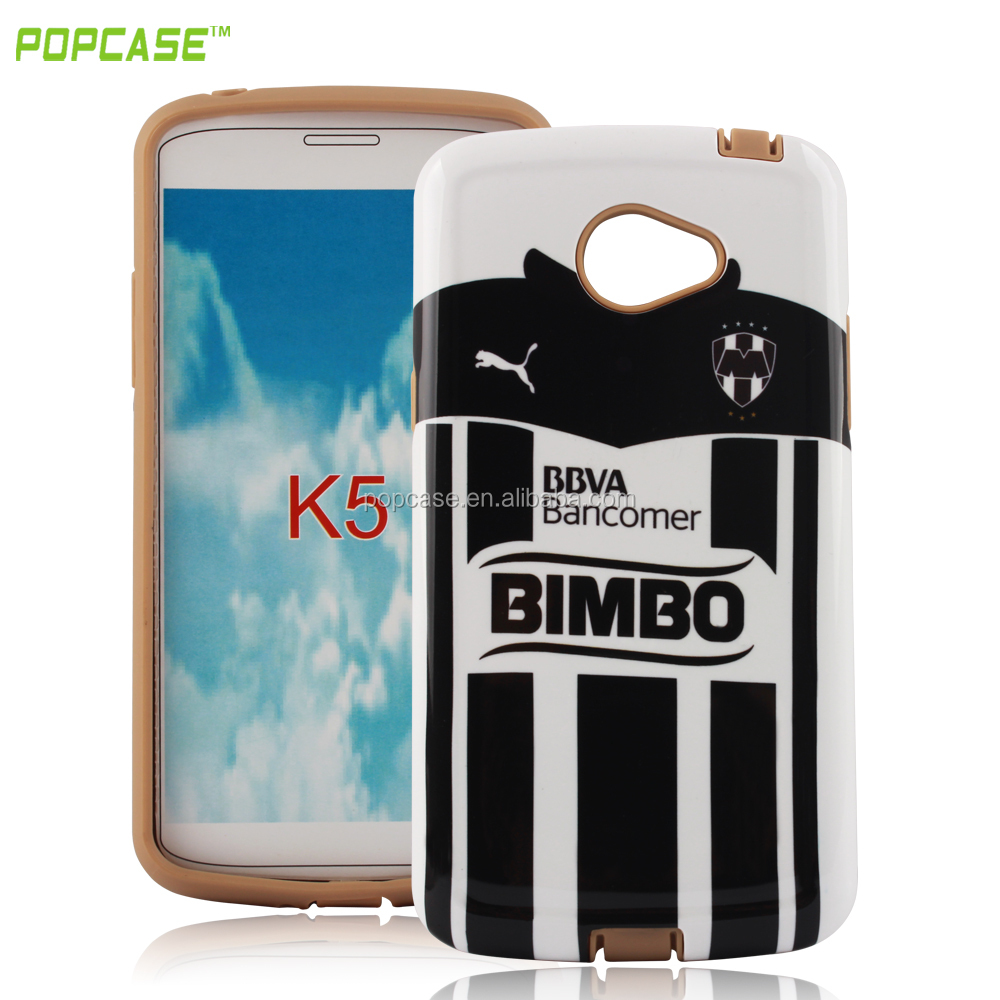 Phone case supplier mobile cover factory protective cases for LG K5 case