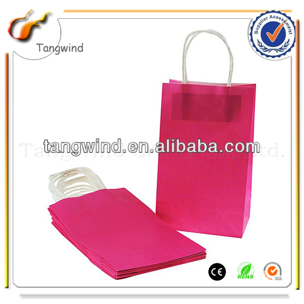 TWS12275 custom design made luxury paper shopping bags boutique