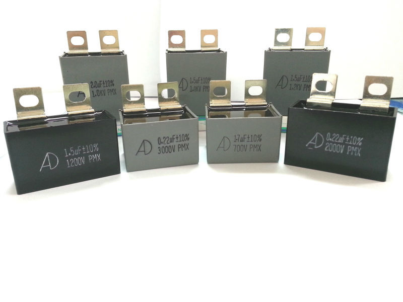 Snubber Switching epcos motor start capacitor