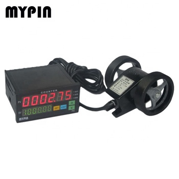 MYPIN brand Digital wheeled Counter Set for Fiberglass Cloth Plastic Film (FH8-6CRNB+MLK-80)