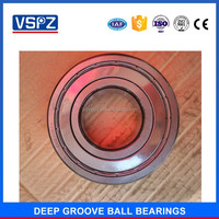 China factory sell Engine Deep groove ball bearing 6300 for Agricultural machinery