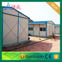 labour cost saving labour camp furniture steel house villa