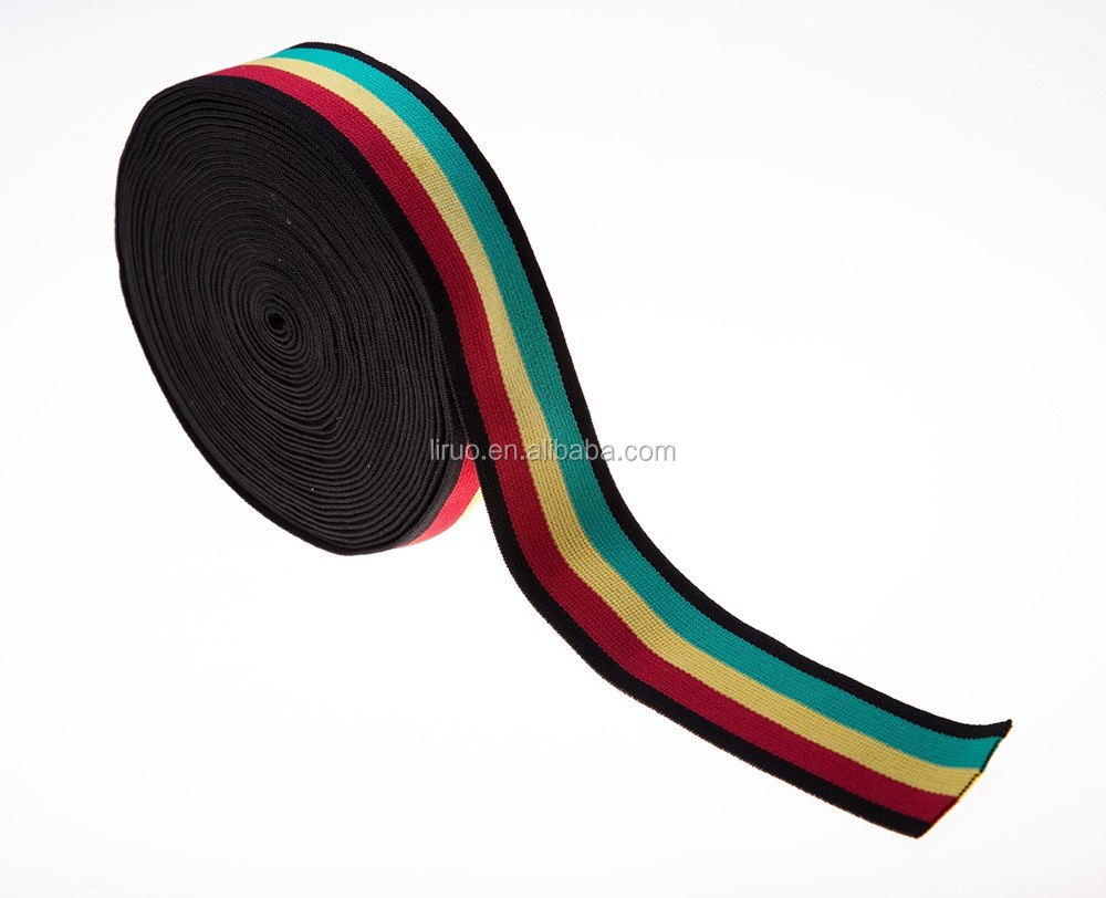 30mm nylon elastic tape for swimmer