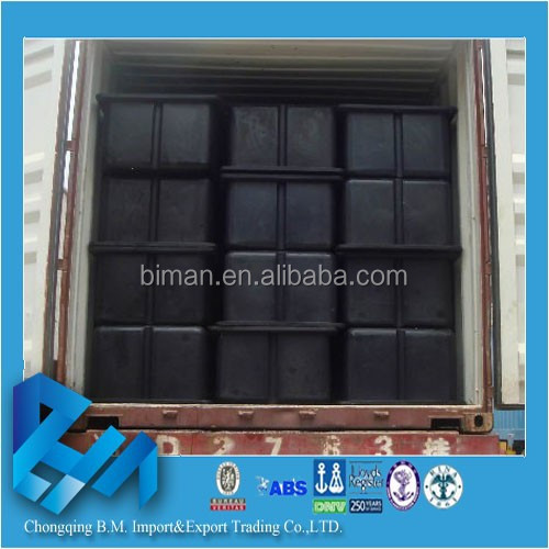 Alibaba supplier plastic Product for foam buoy jetty,Marina