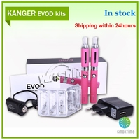 New types of cigarettes ego twist kanger evod battery 1100mah in promotion